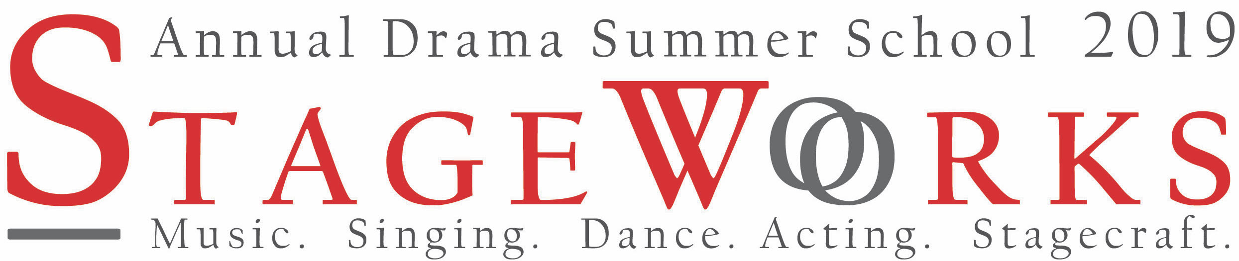 StageWorks – Annual Drama Summer School